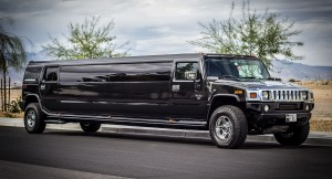 Black Stretch Hummer Limo