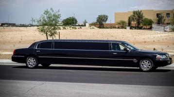 Lincoln Super Stretch Limousine