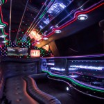 Super Stretch Limo Interior