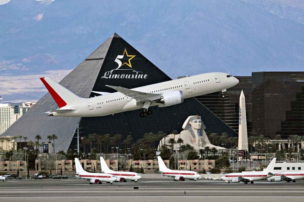 Las Vegas Limo Airport Transportation