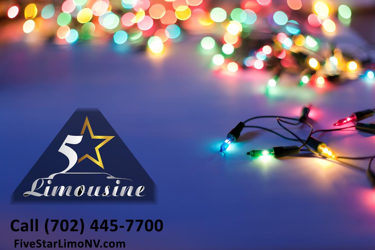 christmas limo service