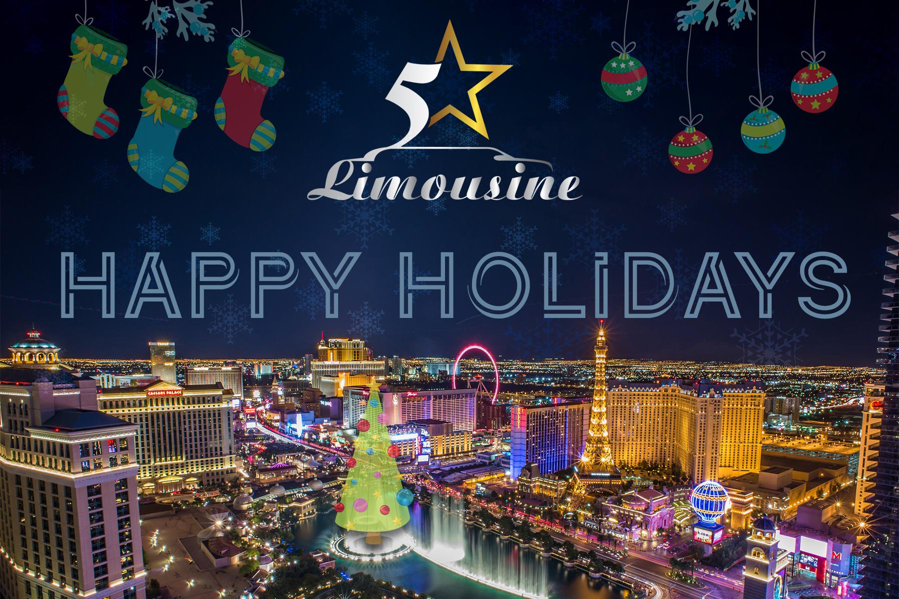 Las Vegas Limo Holidays