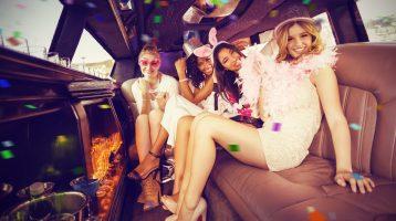 las vegas prom limousine