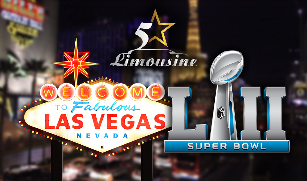 Superbowl Las Vegas Party Limo